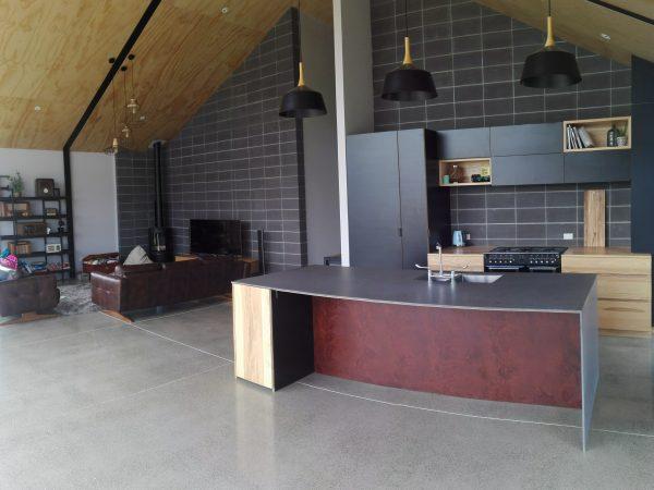 <span>Industrial Style Designer Kitchen</span><i>→</i>